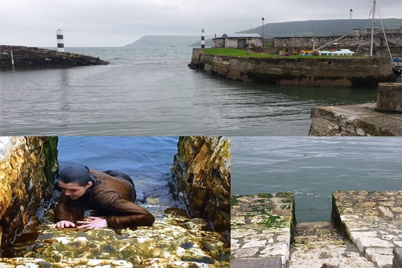 Carnlough Harbour Game of Thrones
